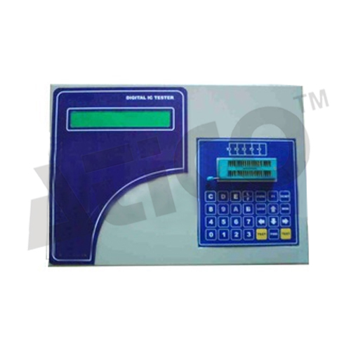 Digital IC Tester And Universal Ic Tester