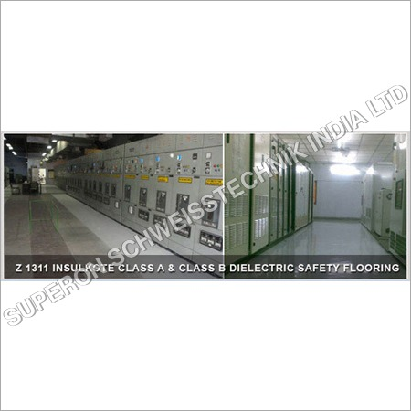 Dielectric Insulation Safety Flooring