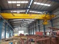 Double Girder EOT Crane with Cabin Operator