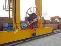 Goliath Cable Drilling Drum