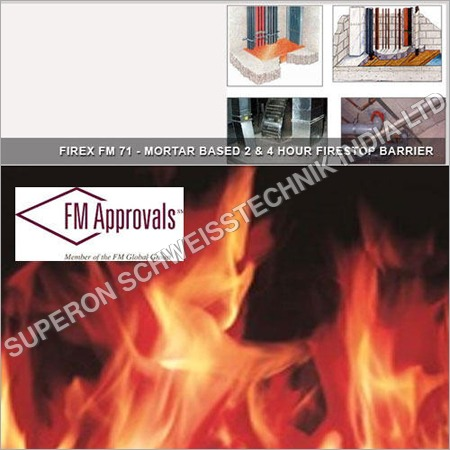 Passive Fire Suppression