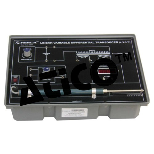 Linear Variable Differential Transducer (L.V.D.T) Trainer