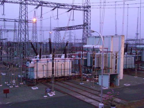 Sub Station Structure