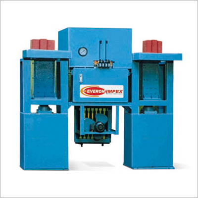 Interlocking Soil Block Making Machine