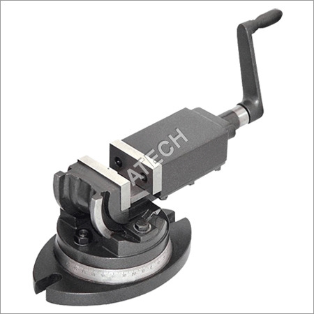 Tilting Swiveling Machine Vice