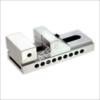 Precision Toolmaker Steel Vice Screw Less Type