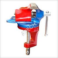 Table Vice With Swivel Base &  Integrated Clamp
