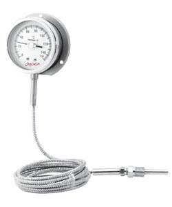 TGGS : Gas Filled Temperature Gauge