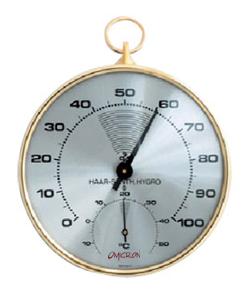 RRHT : Room Humidity Temperature Gauge