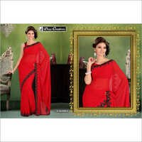 Silk Party Wear Saree