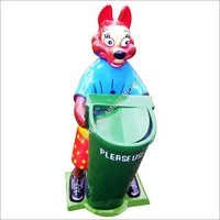 Fox Dustbin