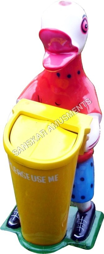 Duck Dustbin