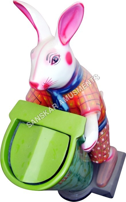 Rabit Dustbin