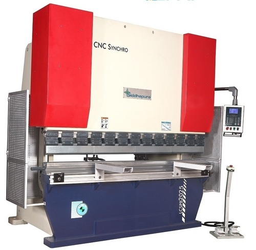 CNC SYNCHRO Hydraulic Press Brake Machine