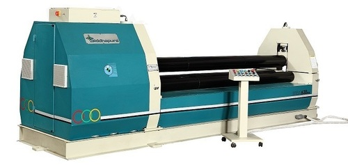 Hydro Pyramid Type Plate Rolling & Bending Machine