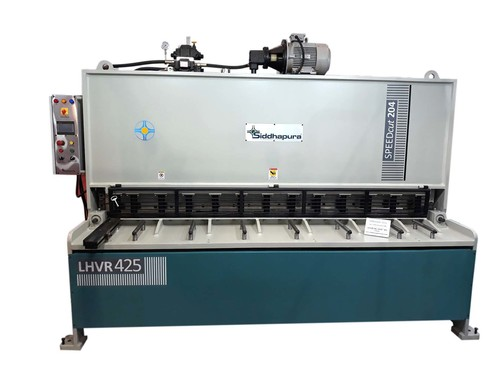NC/PLC/CNC Hydraulic Shearing Machine