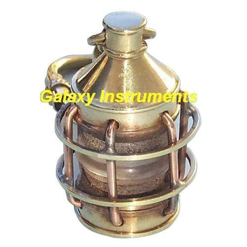 Larten Brass Key Rings