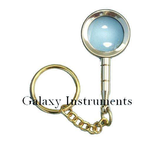 Magnifier Key Chain
