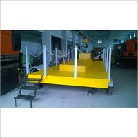 IC Engine Driven Multi Axle Transfer Trolley