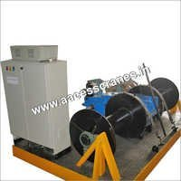 Double Drum Mechanical Winch