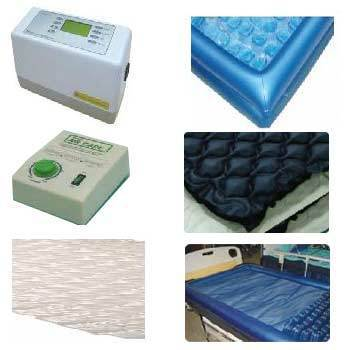 Bed sore air mattress system