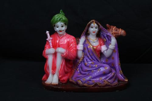 Polyresin Couple Figurines