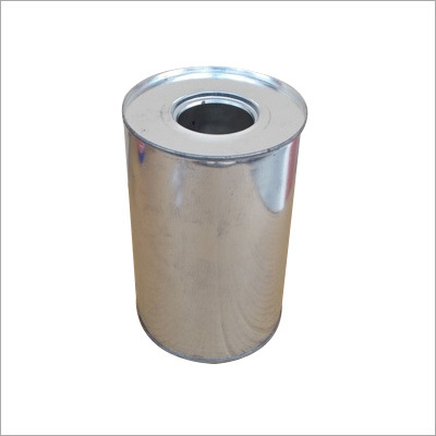 Spout Tin Container