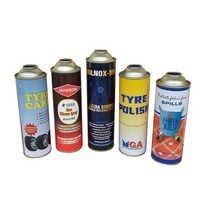 Aerosol Tin Container