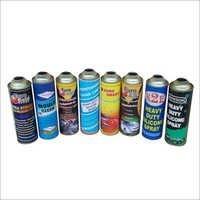 Aerosol Spray Container