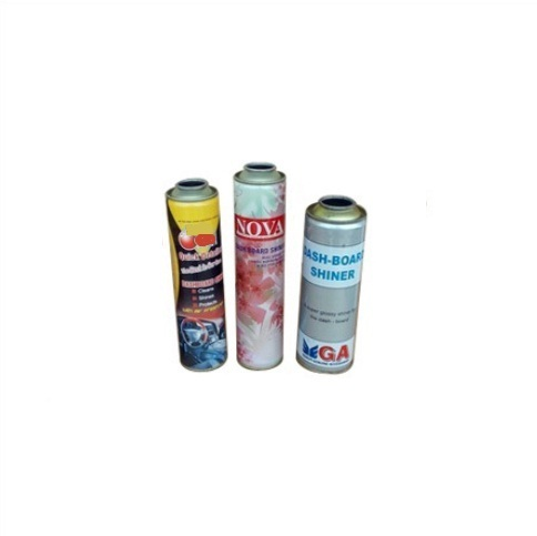 Aerosol Paint Containers