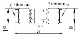 HF addaptor