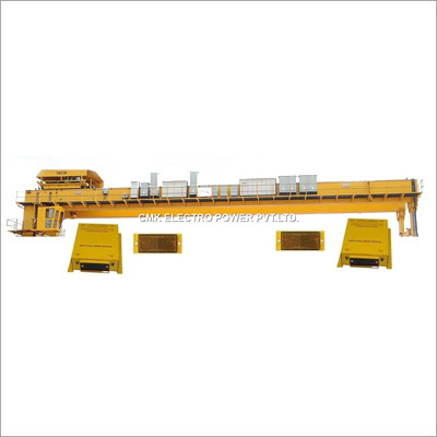 Crane Anti Collision Device