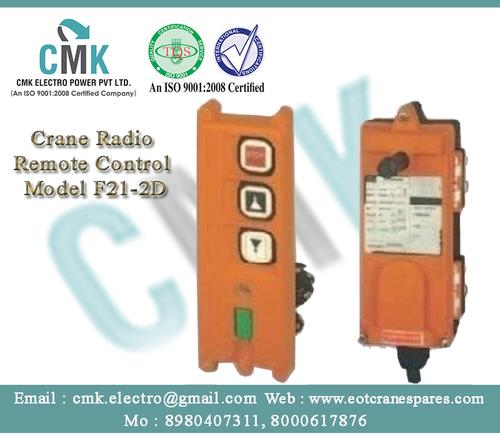 Crane Radio Remote Control