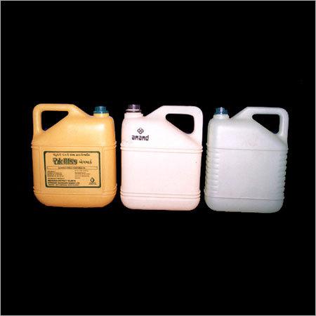 Ediable oil bottele