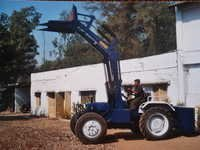 Forklift Type Loader
