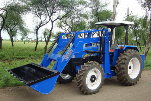 Four Wheel Drive Loader