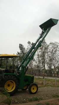 Heavy Duty Rear Loader