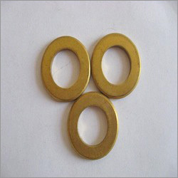 Brass Plain Washer