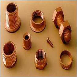 Copper Lock Washer