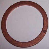 Copper Plain Washer