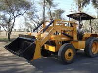 Split Bucket Heavy Loader