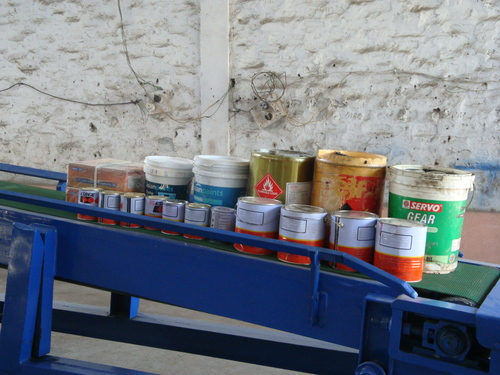 Linear Table Conveyor