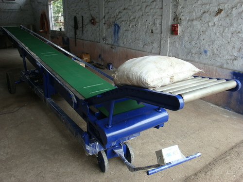 Hydraulic Drive Conveyor