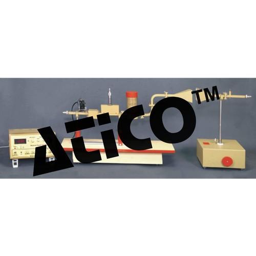 Microwave Test Bench - Klystron Antenna