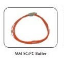 SC PC TO SC PC MM BUFFER PATCH CORD