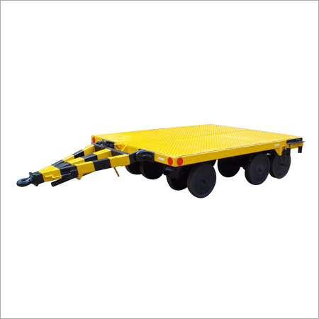 Goods Carrying Trolley