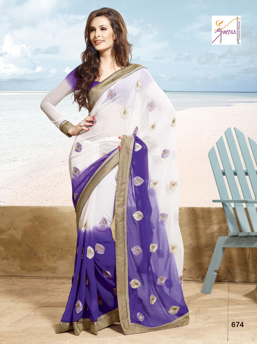 Boutique Wear Saree
