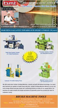 BMT Surface Grinder