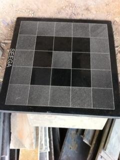CNC Engraving Stone