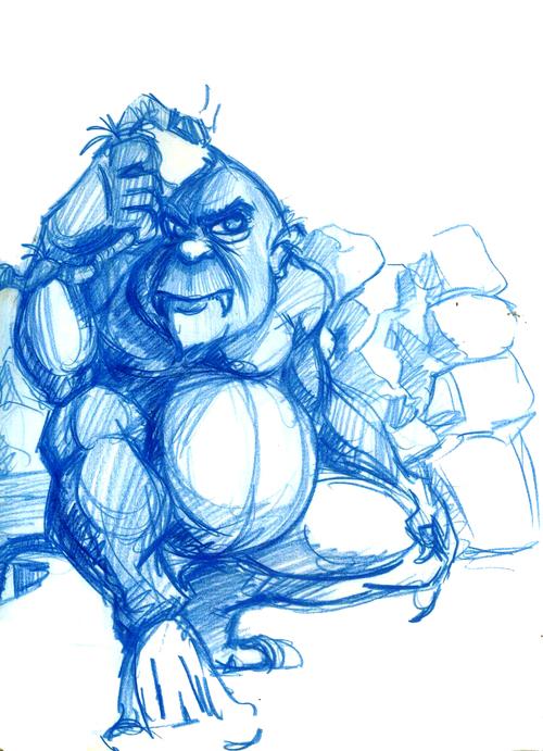 Pencil Sketching Service